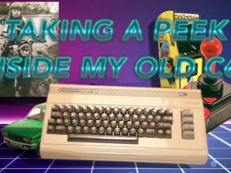C64-VLOG-2-Let39s-see-if-something-have-crawled-inside-and-died-after-30-years-in-the-attic