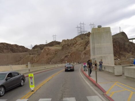 Driving-to-and-over-Hoover-Dam
