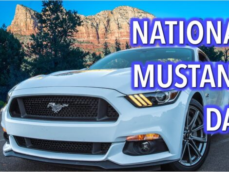 National-Mustang-Day