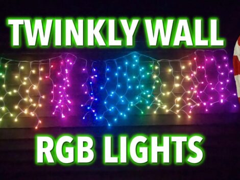 Tinkering-with-Twinkly-Wall-200-LED-RGB-lights