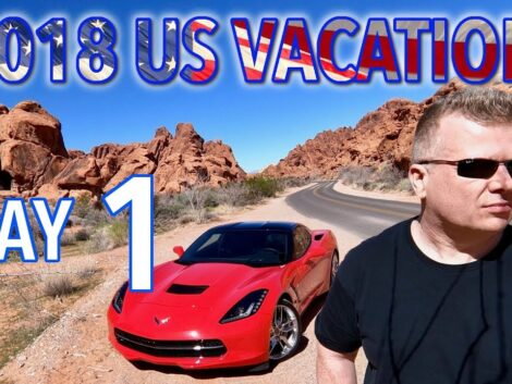 Travel-Vlog-Day-1-ENJOYING-life-cruising-in-the-Corvette-trough-the-Valley-of-Fire