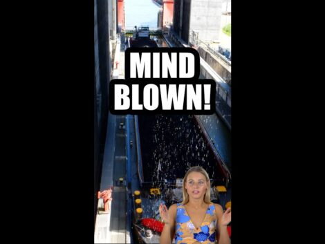 MIND-BLOWN-Giant-elevator-lifts-ships-WHILE-they-are-in-THE-WATER-Shorts